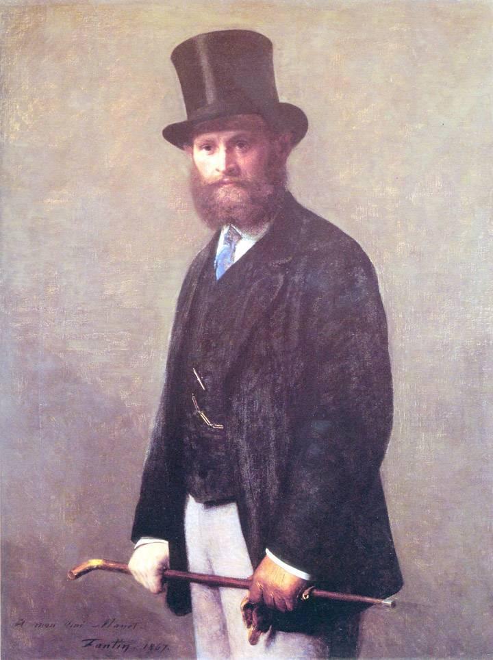 Эдуард мане – биография, фото, личная жизнь, картины