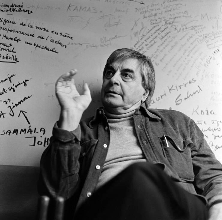 Юрий любимов - биография, информация, личная жизнь