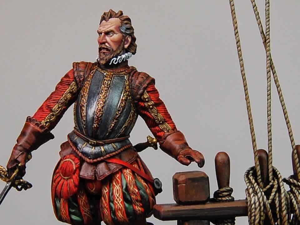 Фрэнсис дрейк: «железный пират» елизаветы i
