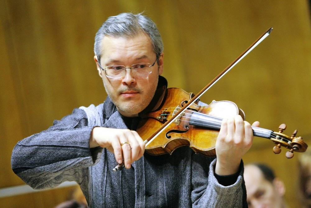 Wikizero - скрипка, олег юрьевич