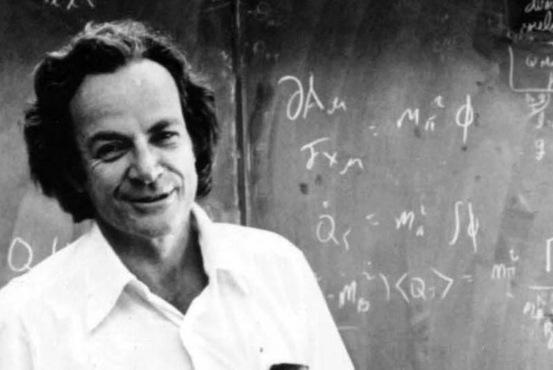 Фейнман, ричард филлипс — википедия