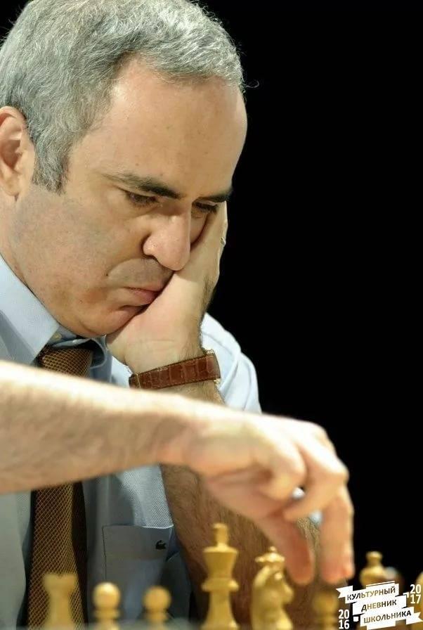 Гарри каспаров – шахматист и политик