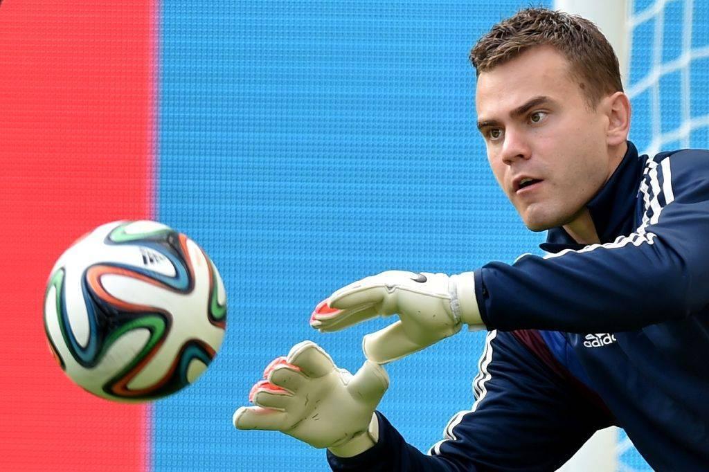 Акинфеев игорь владимирович - фото, видео биография футболиста.