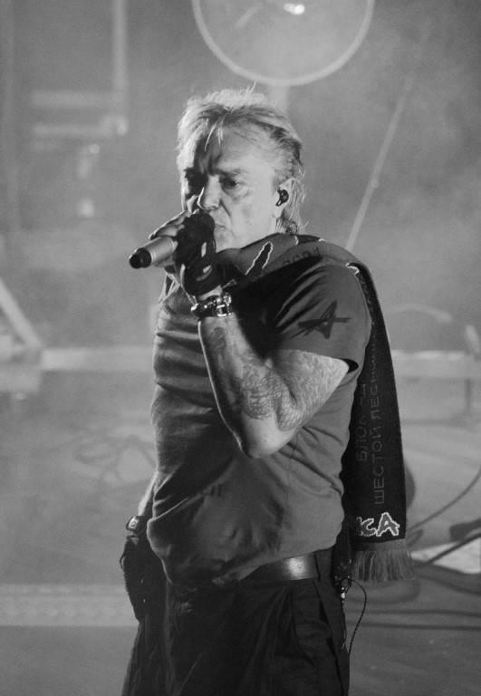 Константин кинчев (алиса) - рок-музыкант