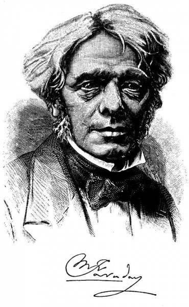 Майкл фарадей: биография, открытия, изобретения