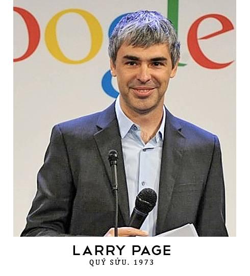 Ларри пейдж и сергей брин: кто это такие и чем знамениты?