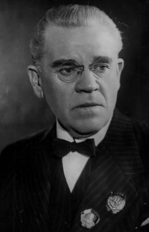 Москвин, иван михайлович (партийный деятель) биография