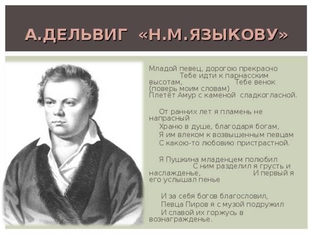 Николай михайлович языков - вики