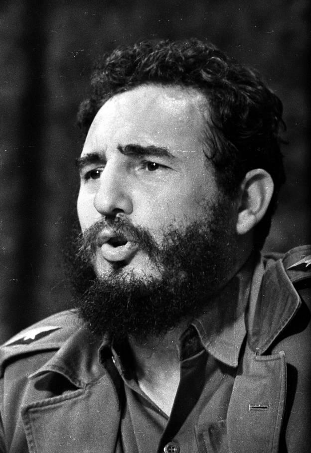 Фидель кастро: биография кубинского революционера