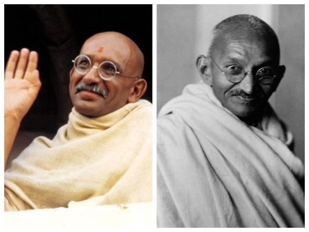 Махатма ганди: биография духовного учителя индии