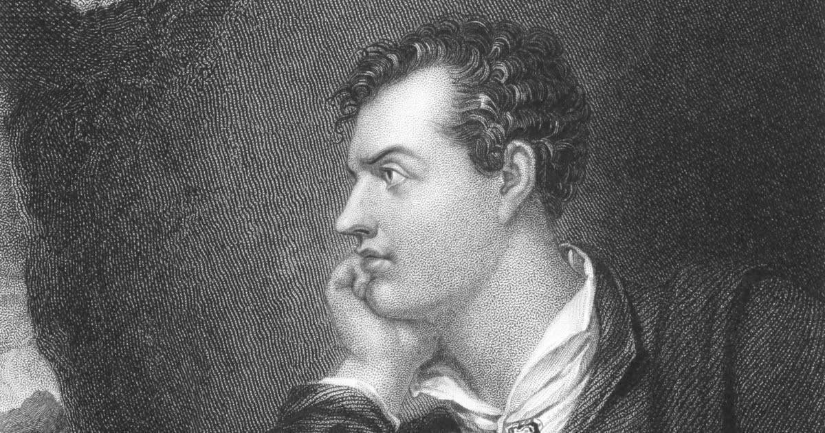 Джордж гордон байрон: краткая биография английского поэта