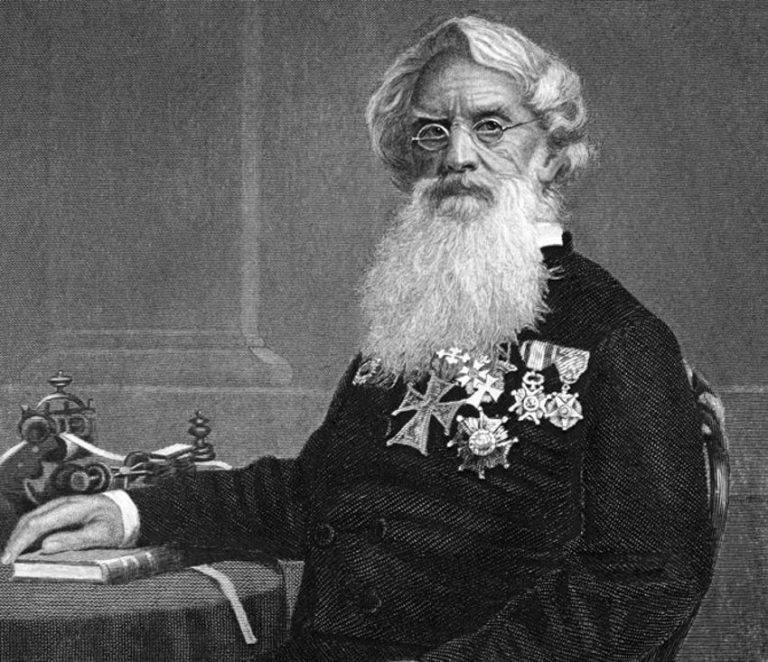 Сэмюэл ф.б. морс - изобретение, телеграф & amp;факты - биография