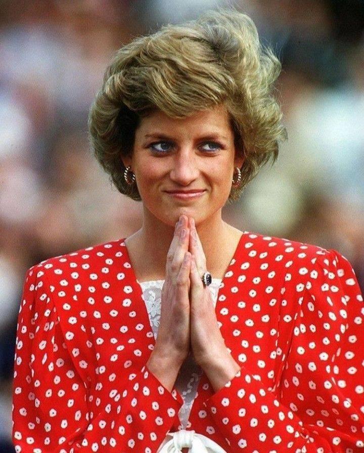 Принцесса диана уэльская: биография, фото