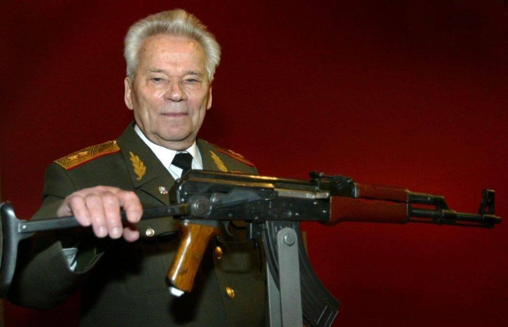 Биография создателя смертоносного символа россии михаила калашникова