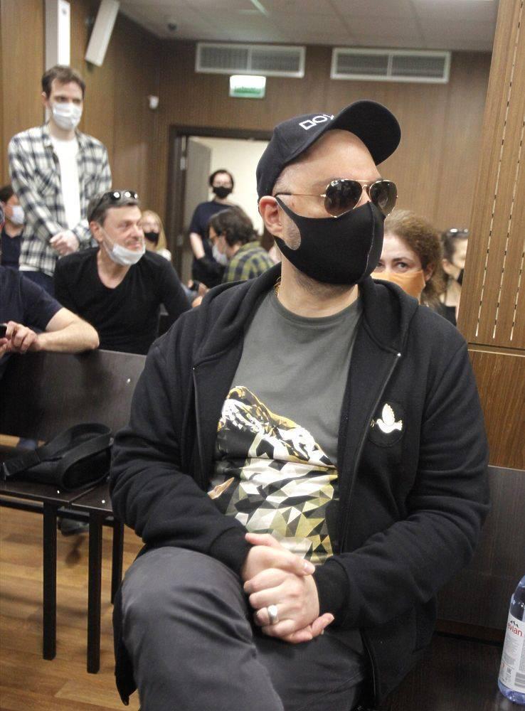 Кирилл семёнович серебренников