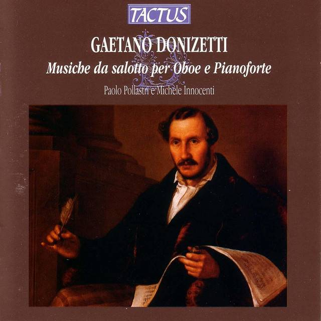 Доницетти, гаэтано — википедия