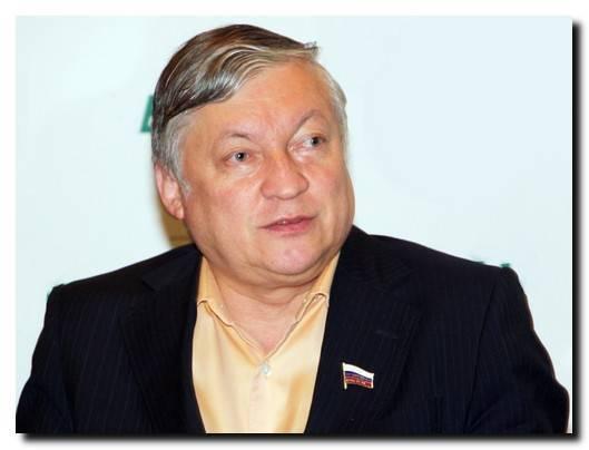 Анатолий карпов википедия