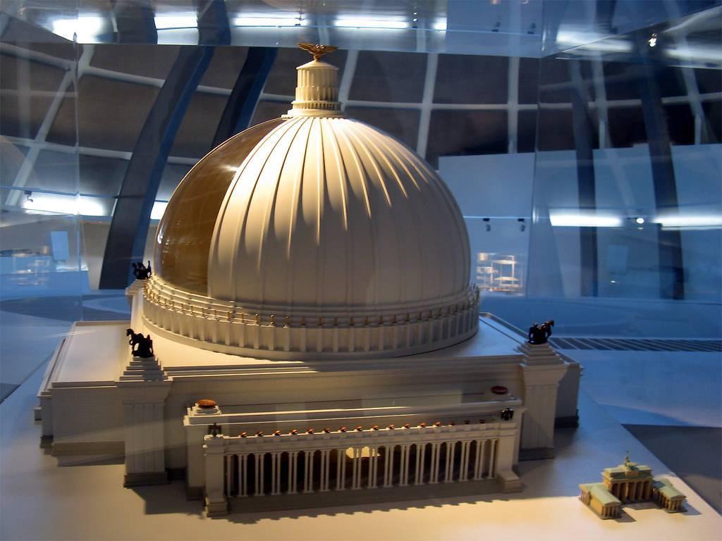 Альберт шпеер: любимый архитектор фюрера