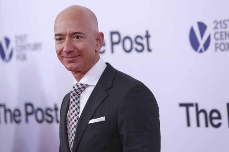 Джефф безос (jeff bezos) — биография и история успеха, состояние основателя «amazon»