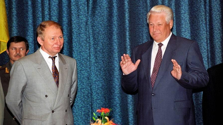 Президент украины кучма леонид данилович. биография и семья