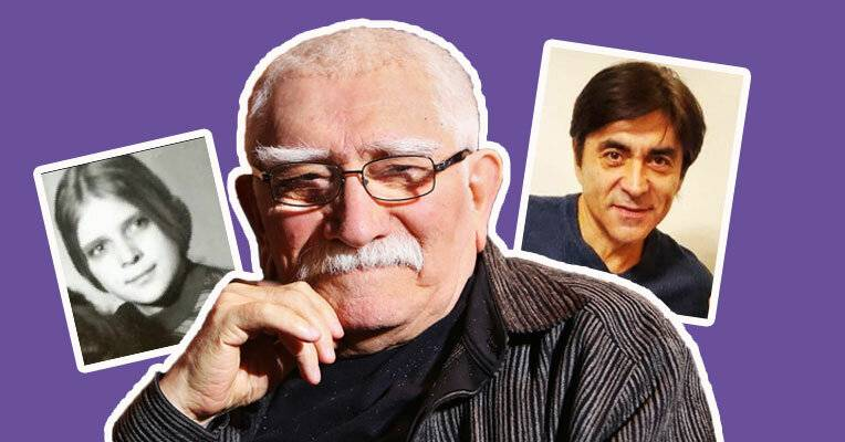 Армен джигарханян: биография, фото, личная жизнь