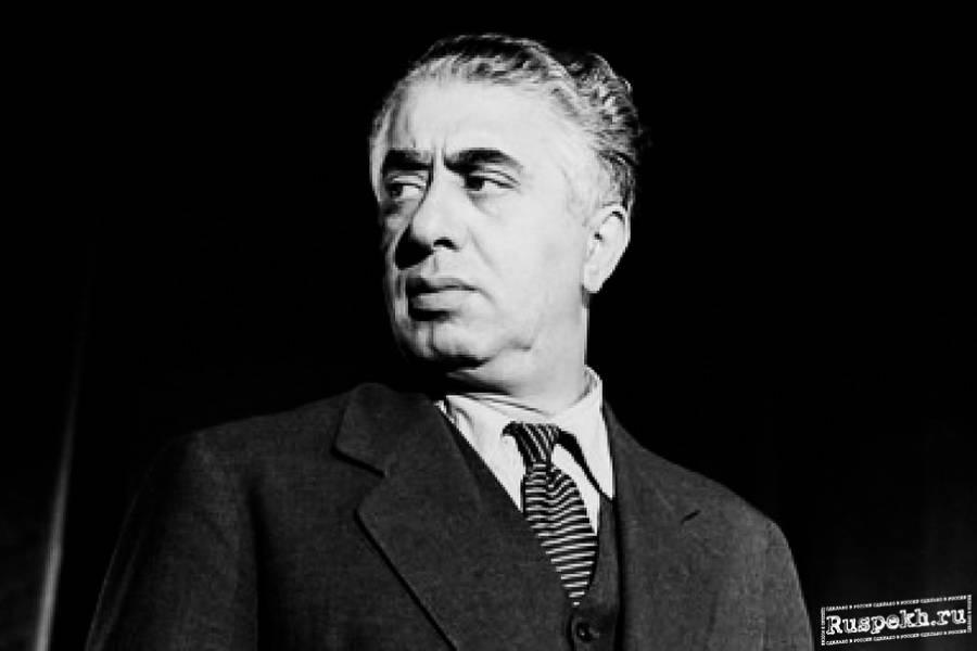 Хачатурян арам ильич – биография, произведения и песни композитора