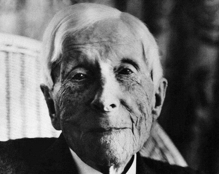 Джон дэвисон рокфеллер — биография первого миллиардера   исторический документ