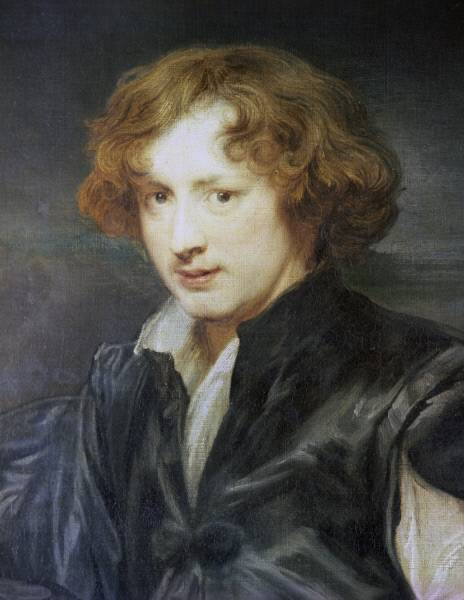 Самые известные картины ван дейка: название, описание