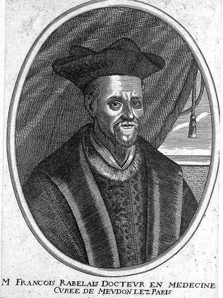 Рабле, Франсуа