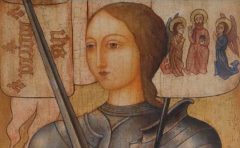 Жанна д'арк (орлеанская дева) - биография, информация, личная жизнь