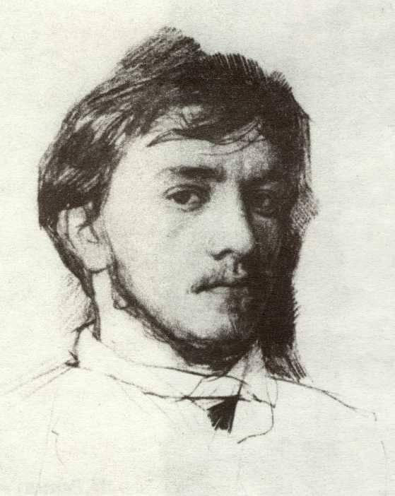 Серов валентин александрович (художник)