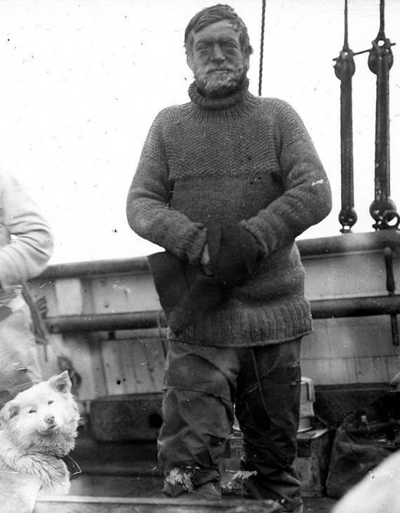 Эрнест генри шеклтон биография, семья. детство и юность