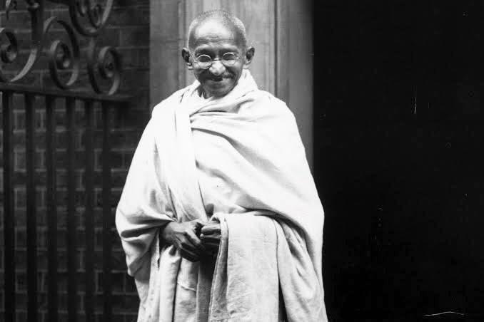 Махатма ганди (краткая биография)