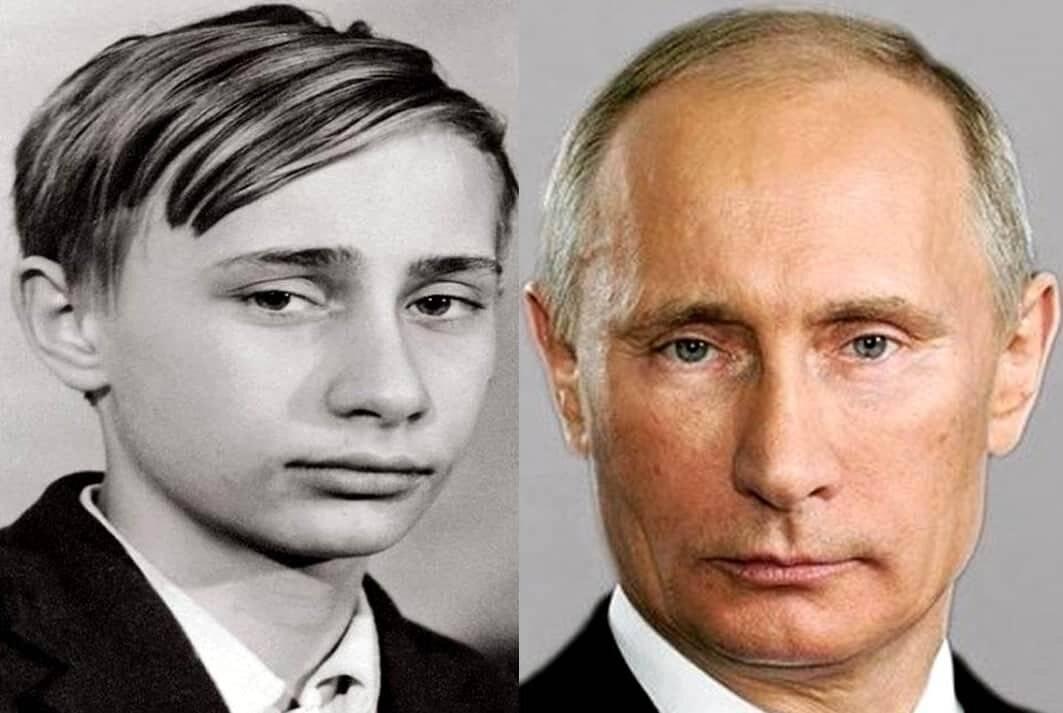 Владимир путин — президент российской федерации