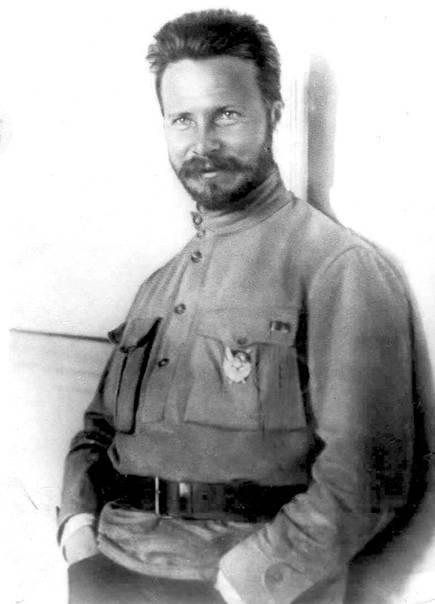 Фрунзе, михаил васильевич