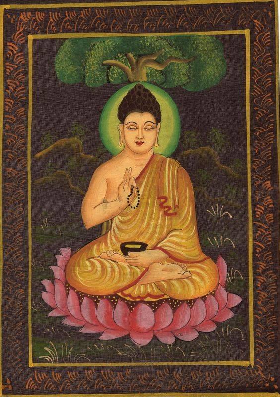 Сиддхартха гаутама: основатель буддизма   рутвет - найдёт ответ!
