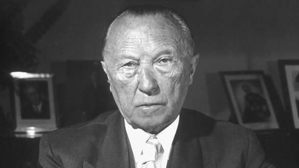 Аденауэр, конрад — википедия