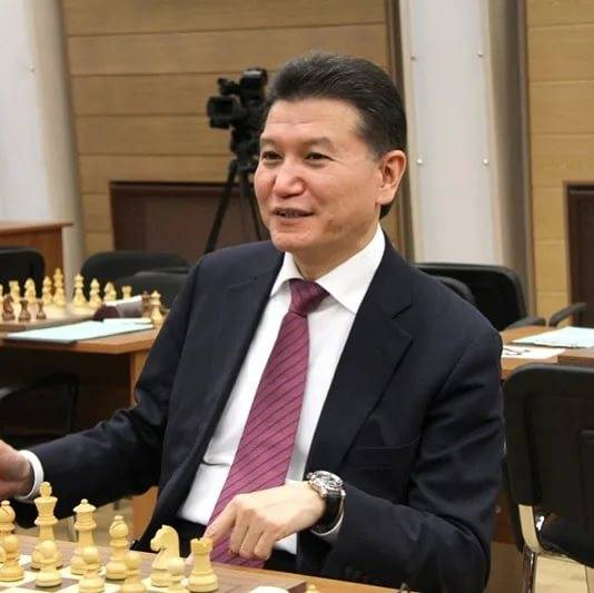 Илюмжинов, кирсан николаевич — википедия