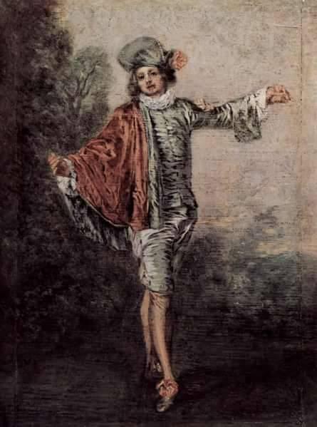 Антуан ватто биография, творчество, произведения