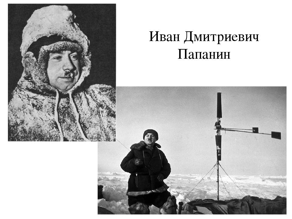 Папанин иван дмитриевич : wiki  : факты о россии