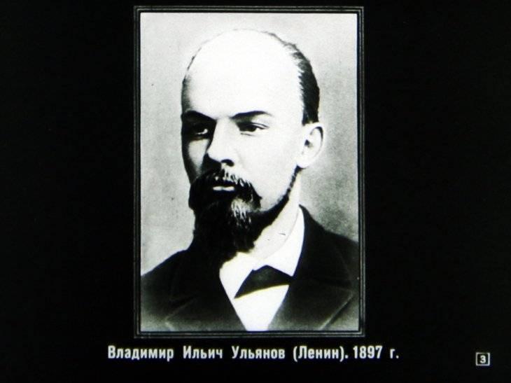 Биографиявладимира ильича ленина (ульянова)