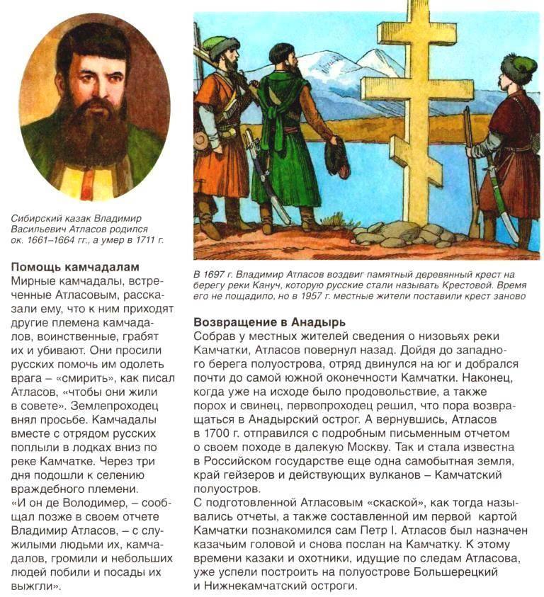 Владимир васильевич атласов