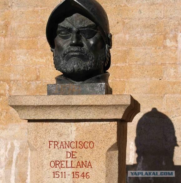 Франсиско де орельяна - вики