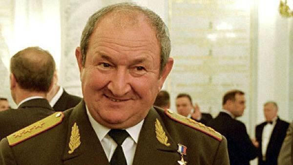 Трошев, геннадий николаевич — википедия. что такое трошев, геннадий николаевич
