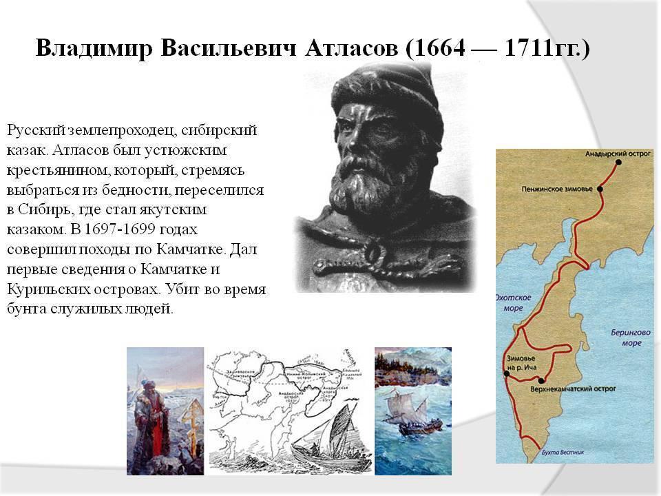 Владимир атласов - вики