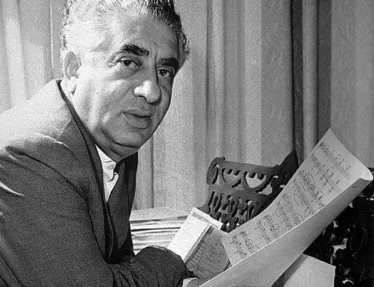 Арам ильич хачатурян: биография композитора, особенности творчества и интересные факты