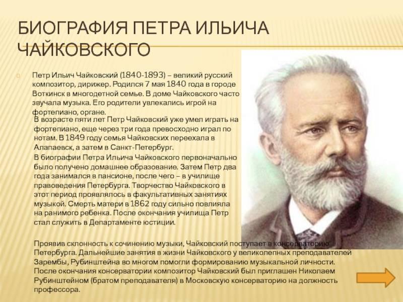 Петр чайковский ✮ самые известные русские композиторы, 2019