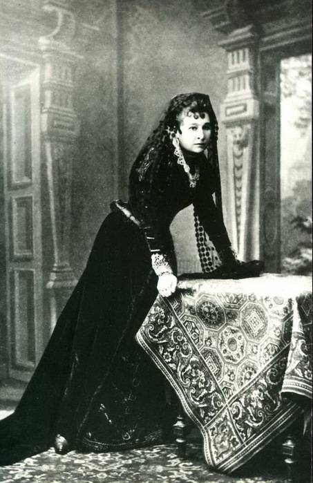 Мария ермолова — актриса, звезда малого театра