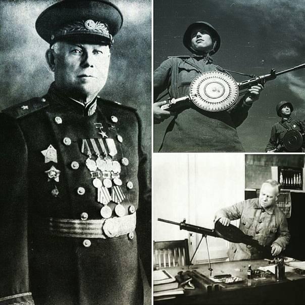 Василий алексеевич дегтярёв - вики
