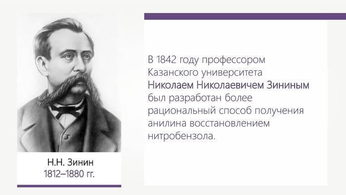 Николай николаевич зинин, научная школа зинина, награды и научное признание, личные качества